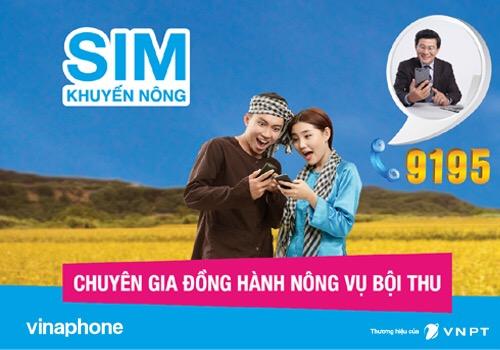 VinaPhone Hà Nội ưu đãi khách hàng khu vực ngoại thành