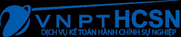 Phần mềm kế toán Hành chính sự nghiệp (VNPT-HCSN)